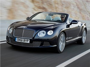 Новость про Bentley Continental GTC - Bentley Continental GTC 2012