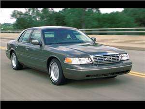 Mercury Grand Marquis, Ford Crown Victoria, Lincoln Town Car