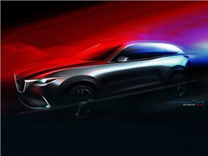 Новое поколение модели Mazda СХ-9 дебютирует уже через пару недель