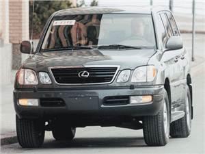 Lexus LX, Land Rover Range Rover, Mercedes-Benz G-Class