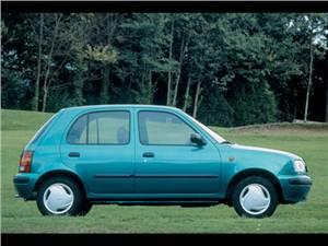 Subaru Justy, Nissan Micra, Toyota Yaris, Suzuki Swift