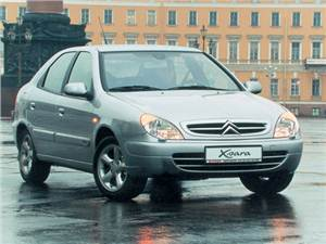 Citroen Xsara, Peugeot 307, Renault Megane