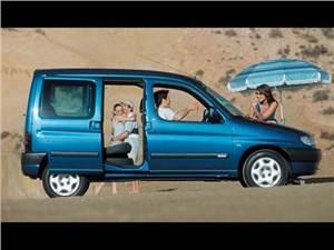 Peugeot Partner, Citroen Berlingo, Renault Kangoo