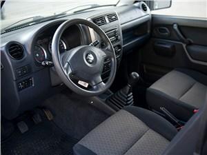 Suzuki Jimny 1998 водительское место
