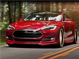 Tesla Model S остается самым продаваемым в России электрокаром