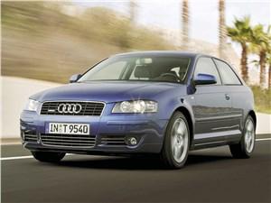 Немецкий гольф-класс на вторичном рынке (VW Golf IV, Audi A3, Ford Focus, Opel Astra, Mercedes-Benz A-Klasse) A3 -