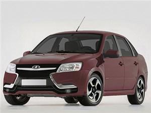 Новость про Lada Granta - «АвтоВАЗ» готовится обновить Lada Granta и придать ей сходство с Xray