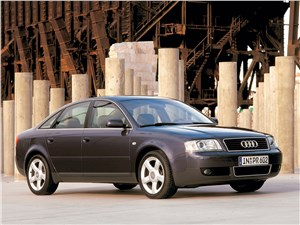 Промежуточный вариант (Audi Allroad, Subaru Legacy Outback, Volvo XC70 (2010)) A6 -