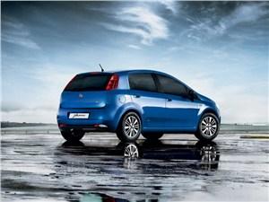 Европейский подход (Citroen C2, Citroen C3, Fiat Grande Punto, Ford Fiesta, Hyundai Getz, Nissan Micra, Opel Corsa, Seat Ibiza, Skoda Fabia, Volkswagen Polo) Grande Punto -