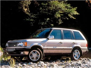 Аристократы бездорожья (Range Rover, Lexus LХ470, Mercedes-Benz G-Klasse) Range Rover -