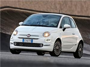 Обновленный Fiat 500 появился на российском рынке