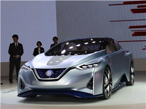 Концепт-кар Nissan IDS 2015