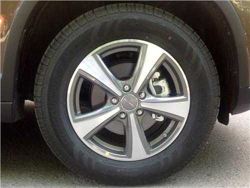Haval H6 2015 колесо
