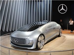 Mercedes-Benz Vision Tokyo 2015