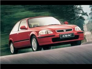 Honda Civic, Opel Astra, Toyota Corolla, Volkswagen Golf