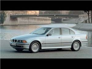 Opel Omega, BMW 5 series, Mercedes-Benz E-Class