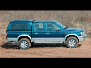 Toyota HiLux, Mitsubishi L200, Ford Ranger