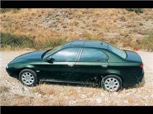 Volvo S80, Peugeot 607, Alfa Romeo 166
