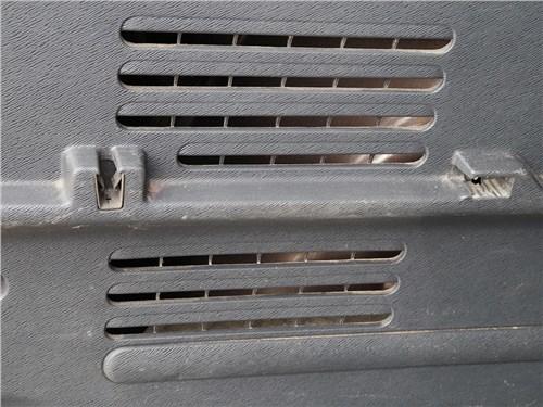 Предпросмотр renault kangoo 2014 багажное отделение