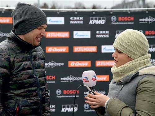 Игорь Бурцев (ТВ Самары) и Ольга Калиниченко («Авторадио»)