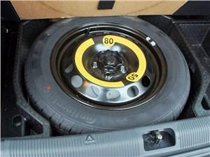 Предпросмотр skoda yeti 2013 запасное колесо