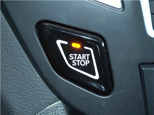 Dongfeng AX7 2015 кнопка пуска/остановки двигателя