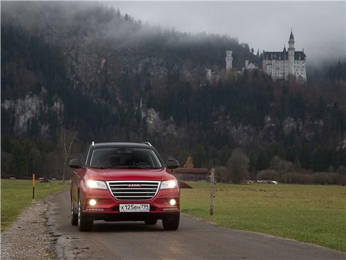 Предпросмотр haval h2 2014 германия. замок нойшванштайн
