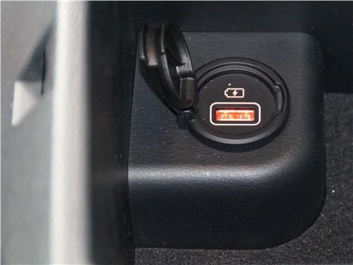 Kia Cerato 2019 разъем USB