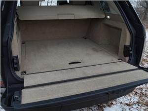 Range Rover LWB 2014 багажное отделение