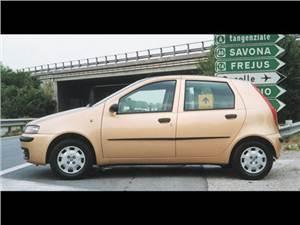 Peugeot 206, Fiat Punto, Renault Clio