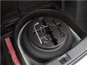 Brilliance V5 2014 запасное колесо
