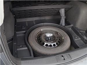 Chevrolet Cruze SW 2013 запасное колесо