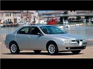 Alfa Romeo 156, Fiat Marea, Lancia Lybra