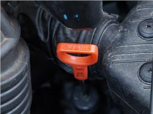 Kia Picanto 2015 щуп уровня масла