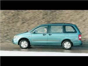 Chrysler Voyager, Volkswagen Sharan, Mazda MPV