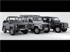 Land Rover Defender 110, Land Rover Defender 90