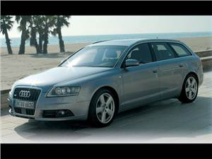 Chrysler 300C, Volvo V70, Audi A6, BMW 5 series, Mercedes-Benz E-Class