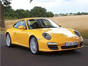 Porsche 911 Carrera 4S, Porsche 911 Carrera 4