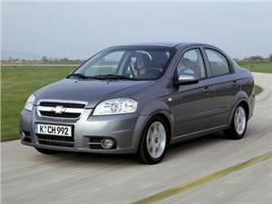 Chevrolet Lanos, Peugeot 206, Fiat Albea, Hyundai Accent, Chevrolet Aveo, KIA Rio, Renault Symbol, Renault Logan