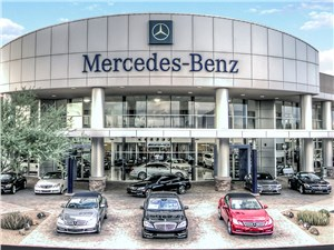 Новость про Mercedes-Benz - В 2015 году Mercedes-Benz продал рекордное количество автомобилей