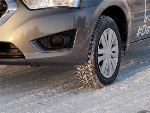 Datsun mi-Do 2015 переднее колесо