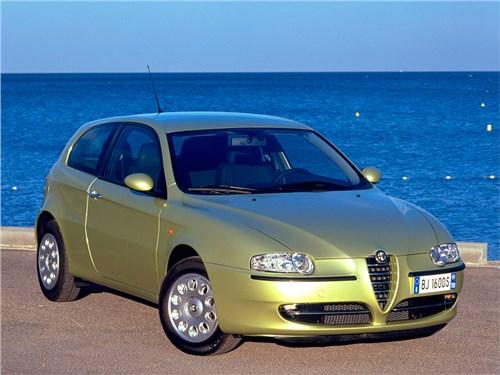 Итальянские скороходы (Alfa Romeo145-146, Alfa Romeo 147, Alfa Romeo 156, Alfa Romeo 166) 147