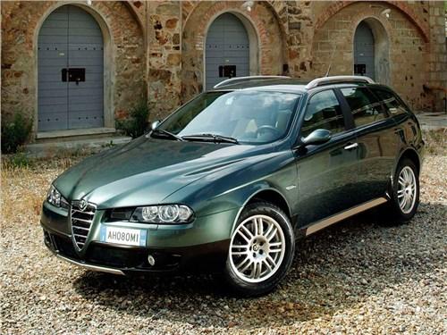 Итальянские скороходы (Alfa Romeo145-146, Alfa Romeo 147, Alfa Romeo 156, Alfa Romeo 166) 156 -