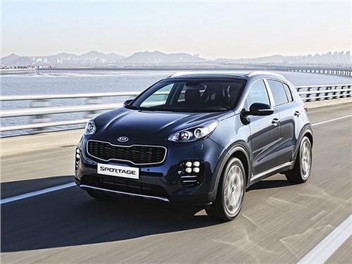Kia начнет продажи нового поколения Sportage в России с 1 апреля