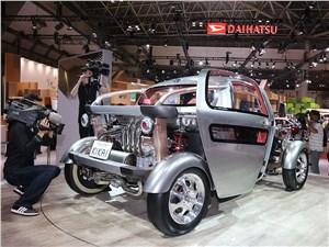 Toyota Kikai концепт 2015