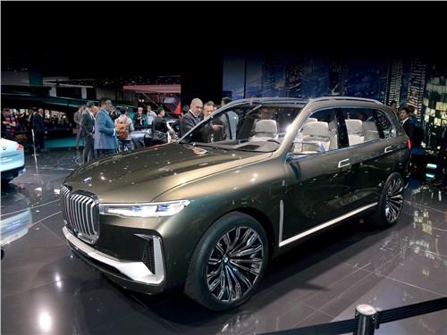 BMW X7 iPerfomance