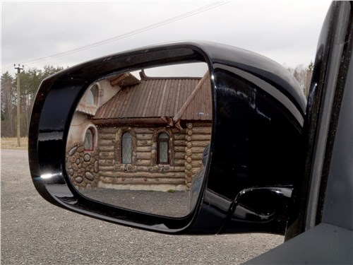 Infiniti QX60 2017 боковое зеркало
