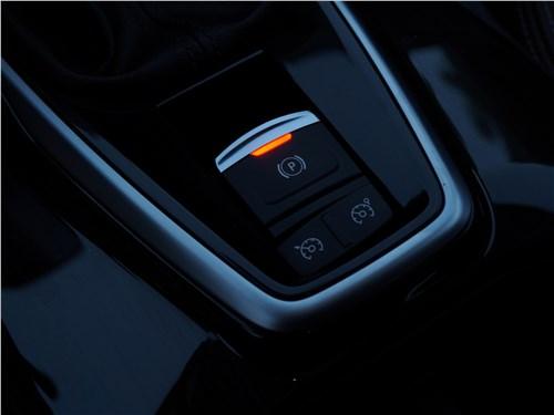 Renault Koleos 2017 электронный «ручник»