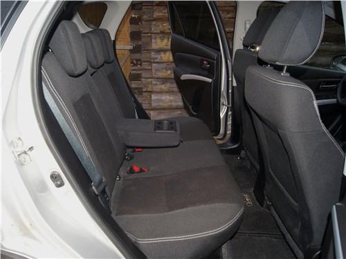 Suzuki SX4 2016 задний диван