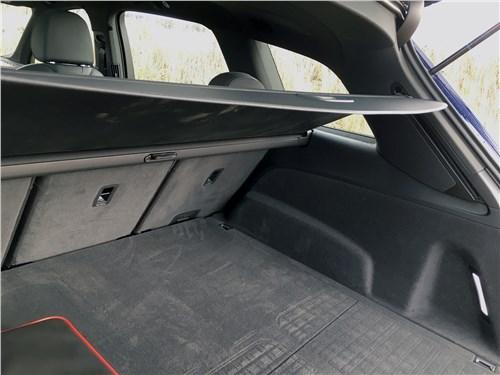 Audi Q7 (2020) багажное отделение